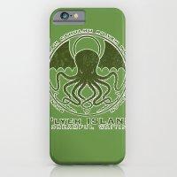 R'lyeh Island iPhone 6 Slim Case