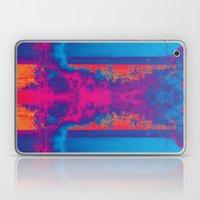 Crashing Waves Abstract Laptop & iPad Skin