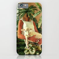 iPhone Cases featuring Icelandic Life by Eugenia Loli