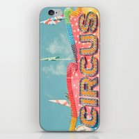 Circus Lights iPhone & iPod Skin