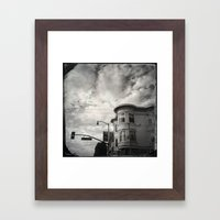 18th St San Francisco Framed Art Print