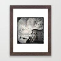 18th St San Francisco Framed Art Print