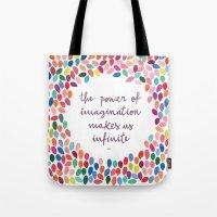 Imagination [Collaborati… Tote Bag