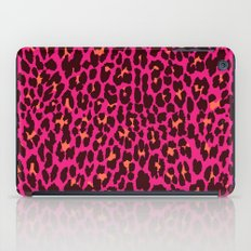 Pink Leopard iPad Case