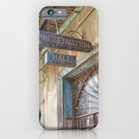 iPhone & iPod Case featuring New Orleans Jazz Club by Briole Photography