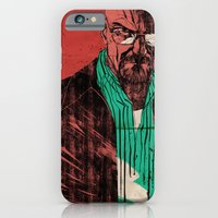 breaking bad iPhone & iPod Cases featuring Breaking bad by Toni Infante