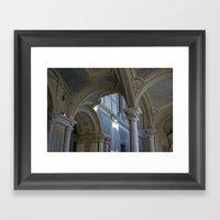 Palazzo Madama Framed Art Print