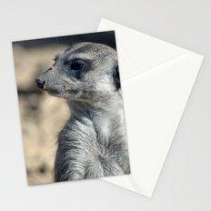 Cute Meerkat Stationery Cards