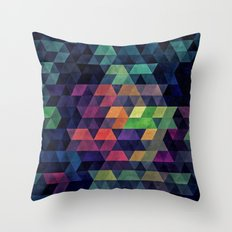 Rybbyns Throw Pillow