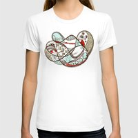 Like Molasses Womens Fitted Tee White SMALL