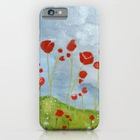 my dreams are only wishes // poppyfields iPhone 6 Slim Case