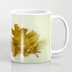 Every leaf speaks bliss Mug