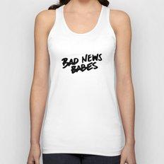 Bad News Babes Unisex Tank Top