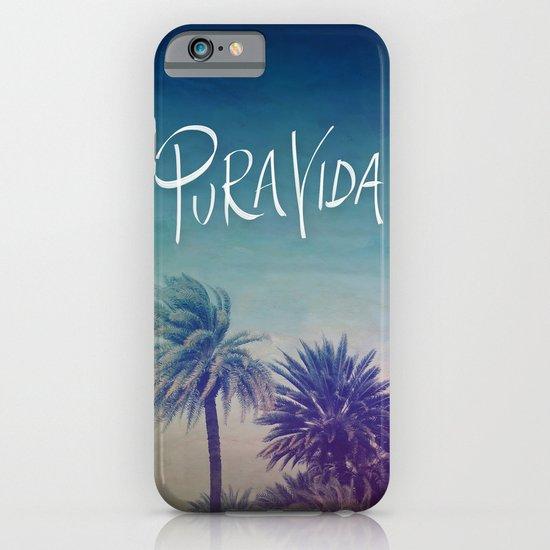 Pura Vida iPhone & iPod Case