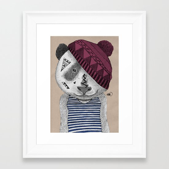 holger Framed Art Print