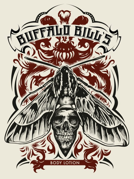 Buffalo Bill Lotion Poster Art Print