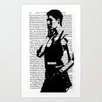 A Vague Hope Art Print