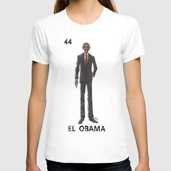 EL OBAMA T-shirt