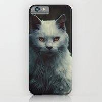 iPhone & iPod Case featuring The Guardian by Monster Brand