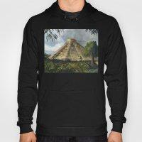 Mayan Pyramid Hoody
