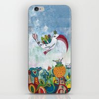 Bird of Possibility iPhone & iPod Skin