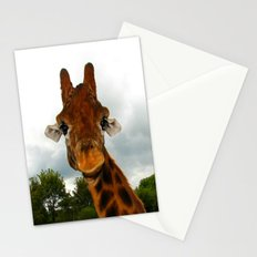 Giraffe. Stationery Cards