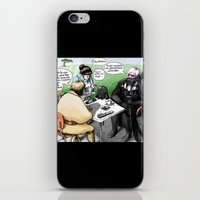 A falar é que as pessoas se entendem iPhone & iPod Skin