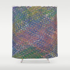 jesen Shower Curtain