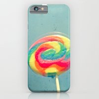 I Can Taste a Rainbow iPhone 6 Slim Case