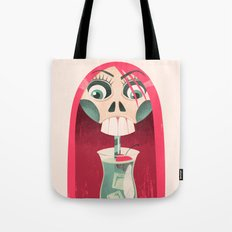 The Deadliest Sip Tote Bag