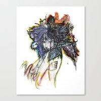 FlightMinded Canvas Print