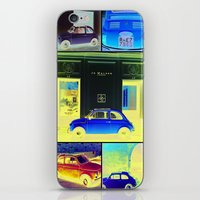 My 500's collection iPhone & iPod Skin