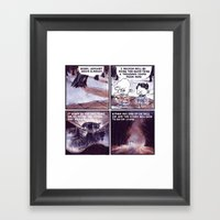 Laugh Menu 80 Framed Art Print