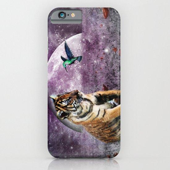 Tiger and Hummingbird iPhone & iPod Case