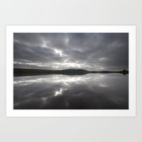 Loch Insh Art Print