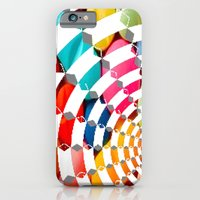 iPhone & iPod Case featuring Candy Drug by Ashley James