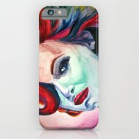 iPhone & iPod Case featuring Entre Nous by M. Everitt