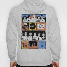 Superheroes SF Hoody