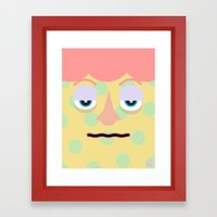Dotty Magic Framed Art Print
