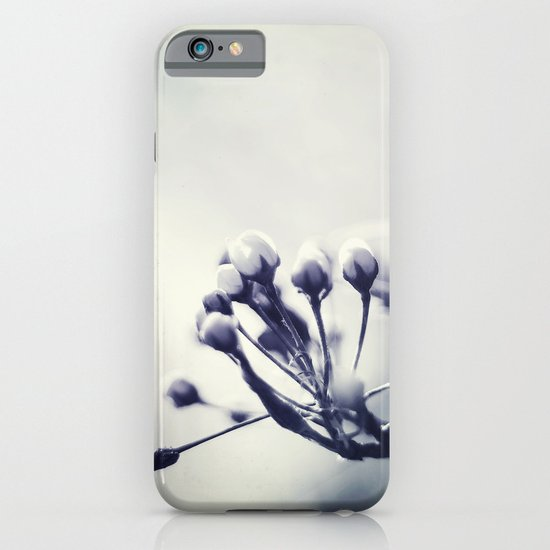 Spring in Black and White III iPhone & iPod Case
