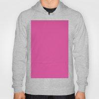 Pink (Pantone) Hoody