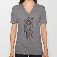 Lakota (Dream Catcher) Unisex V-Neck