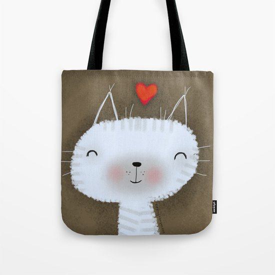 LONG OF TAIL Tote Bag