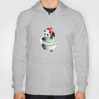 Christmas Panda Hoody