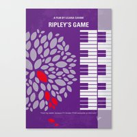 No546 My Ripleys Game Mi… Canvas Print