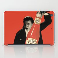 Vegetarian Vampire iPad Case