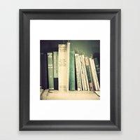 Vintage Classics Framed Art Print
