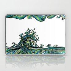 Crashing Wave Tangle Laptop & iPad Skin