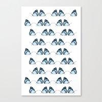 Butterflies In Dreams Canvas Print