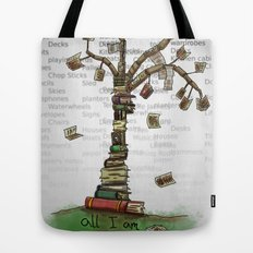 All I am to you Tote Bag